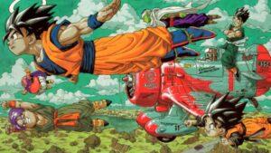 Dragon Ball: 2 finales para el manga.