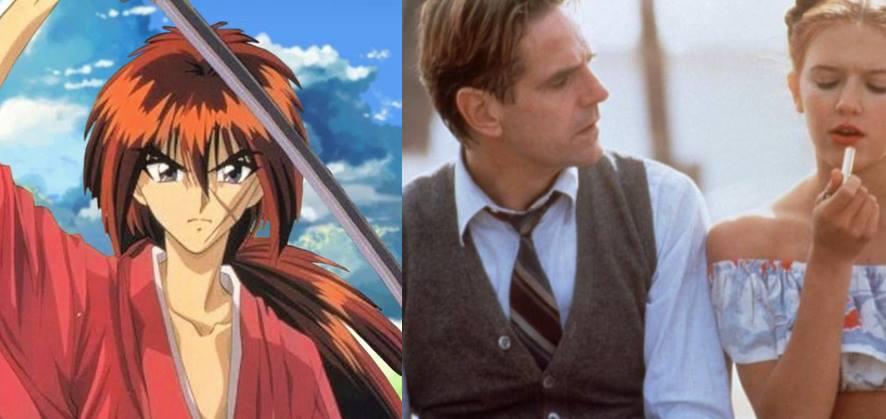 Rurouni Kenshin y la película Lolita, ¿Relacionados?