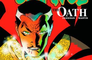 Reseña Doctor Strange: El Juramento
