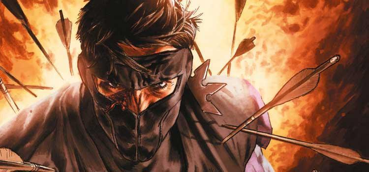 Reseña: Ninjak, El armamento – Valiant