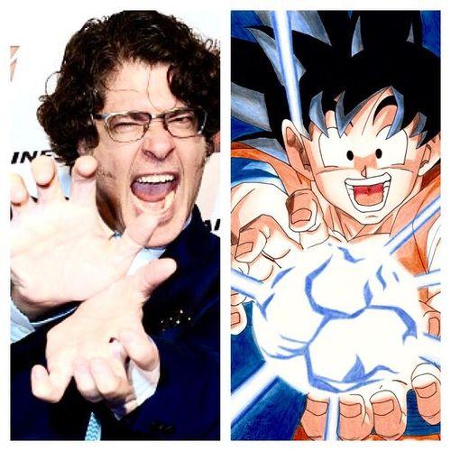 Sean Schemmel, doblajista de Goku en EE.UU.