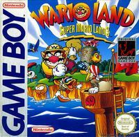 Wario Land - Super Mario Land III