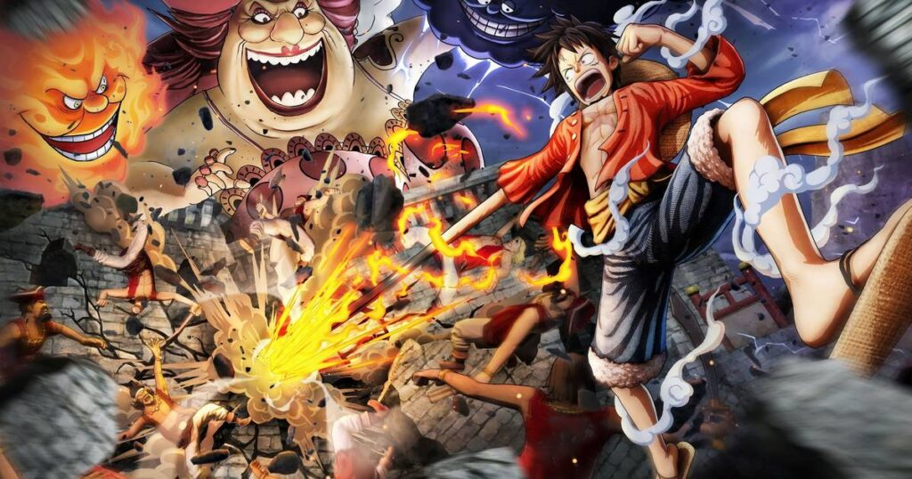 Bandai Namco anuncia One Piece: Pirate Warriors 4