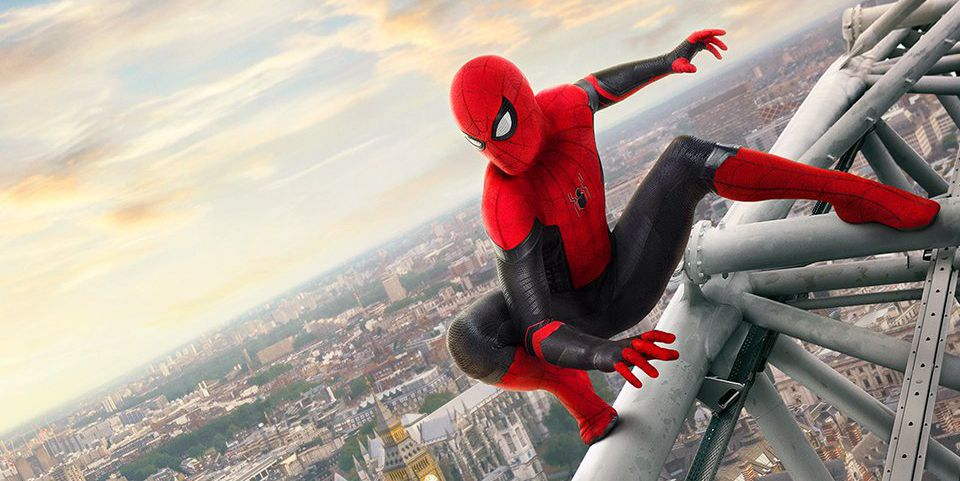 OPINION SOBRE Spider-Man: Far From Home