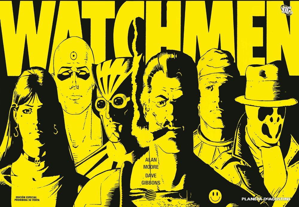 Watchmen: ¿quién vigila a los vigilantes?