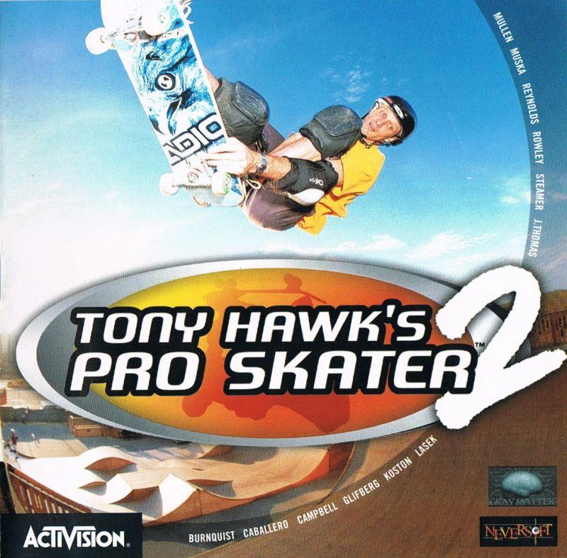 Retro Review: Tony Hawk's Pro Skater 2 – El apogeo del Skate