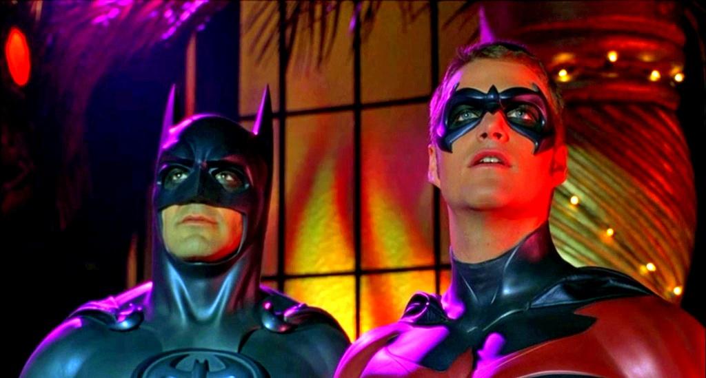 Defendiendo lo odiado: Batman y Robin