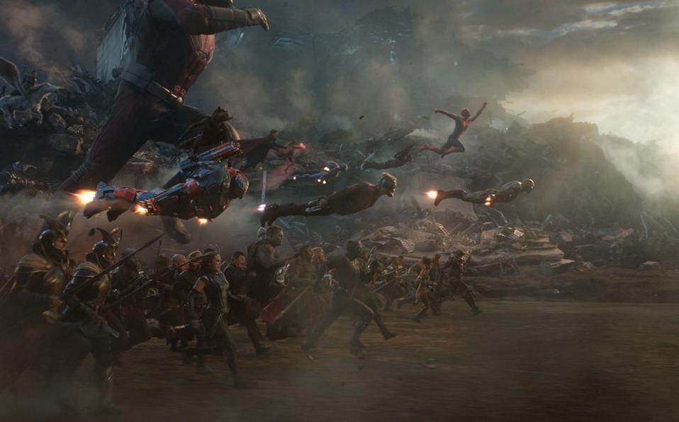 ¿Son tan buenas las películas de Marvel?