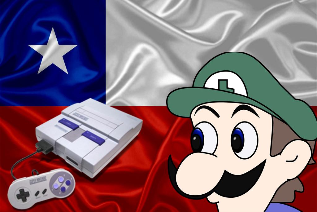 Chile en los Videojuegos