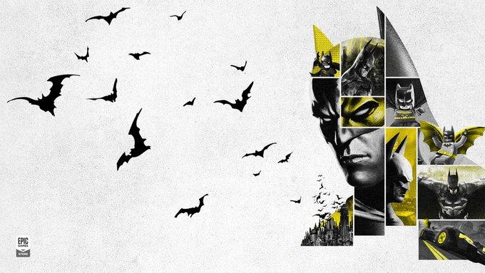 ¡Juegos gratis por Epic! – 80 años de Batman