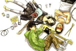 Solanin de Inio Asano: Música, relaciones y jóvenes jugando a ser adultos