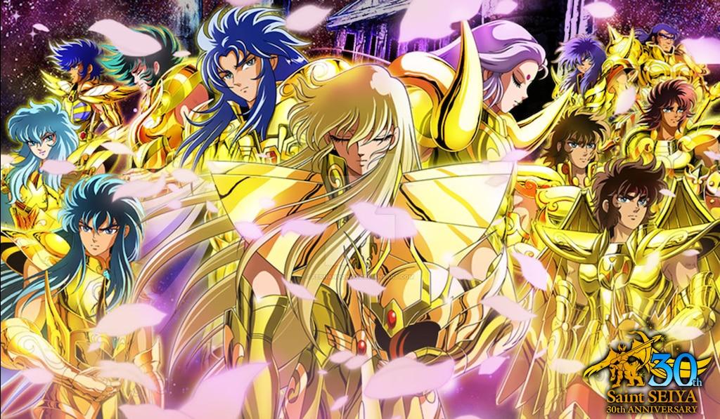 Trick Or Treat y Saint Seiya: Power Metal y la leyenda de los santos dorados
