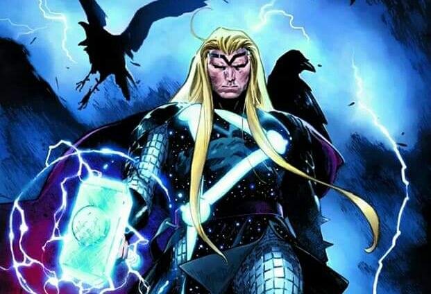 Nueva serie de Thor por Donny Cates y Nic Klein