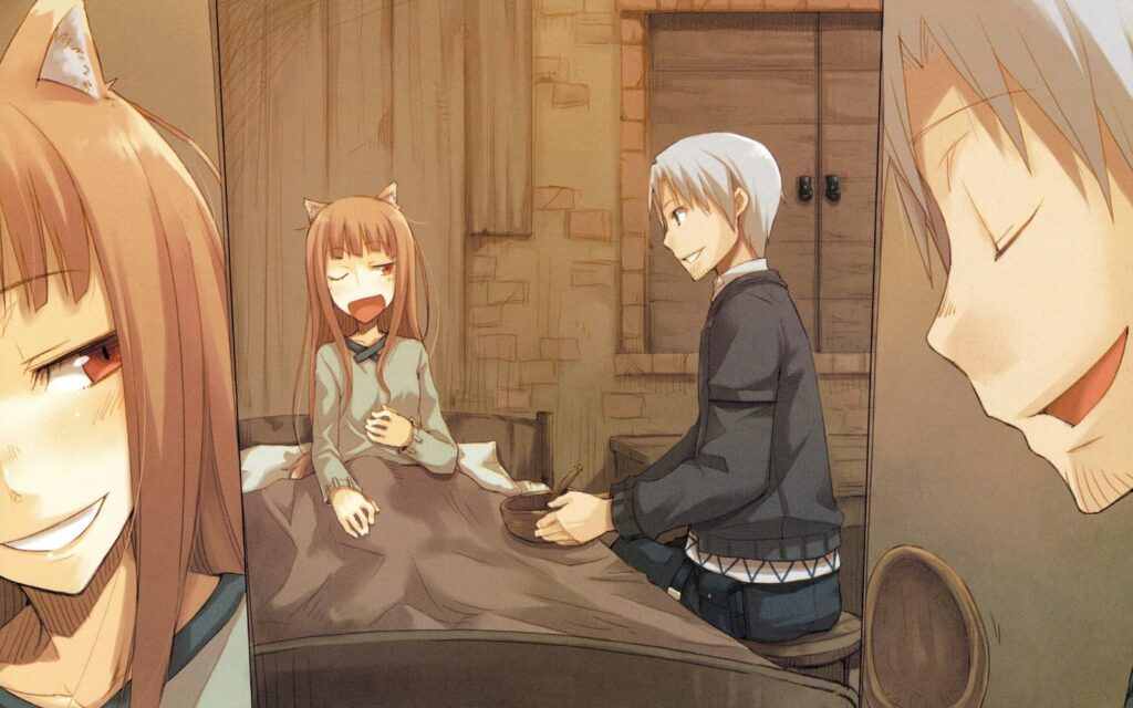 Manga Vs Novela Ligera Spice And Wolf Comiqueros Cl
