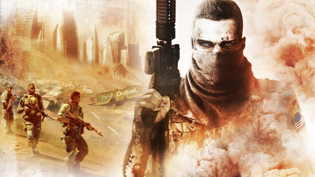 Reseña: Spec Ops: The Line