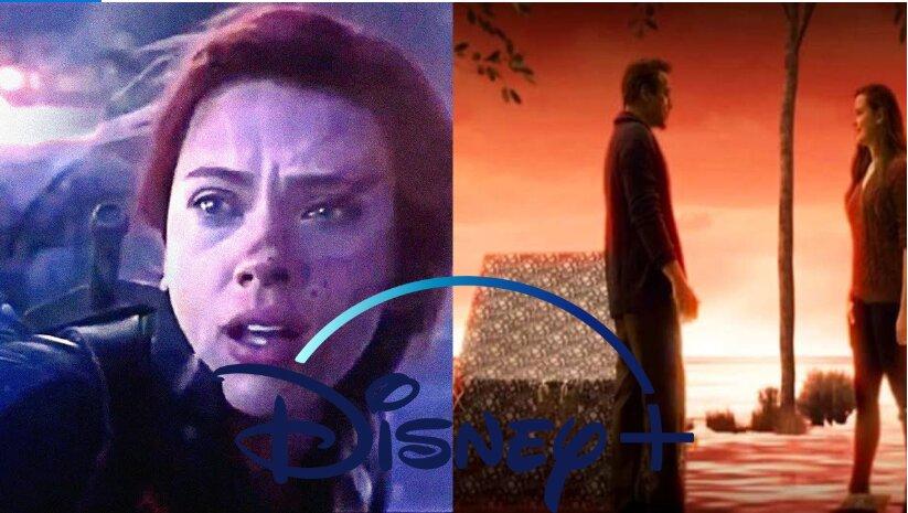 ¡Disney+ incluye escenas eliminadas de Avengers: Endgame!