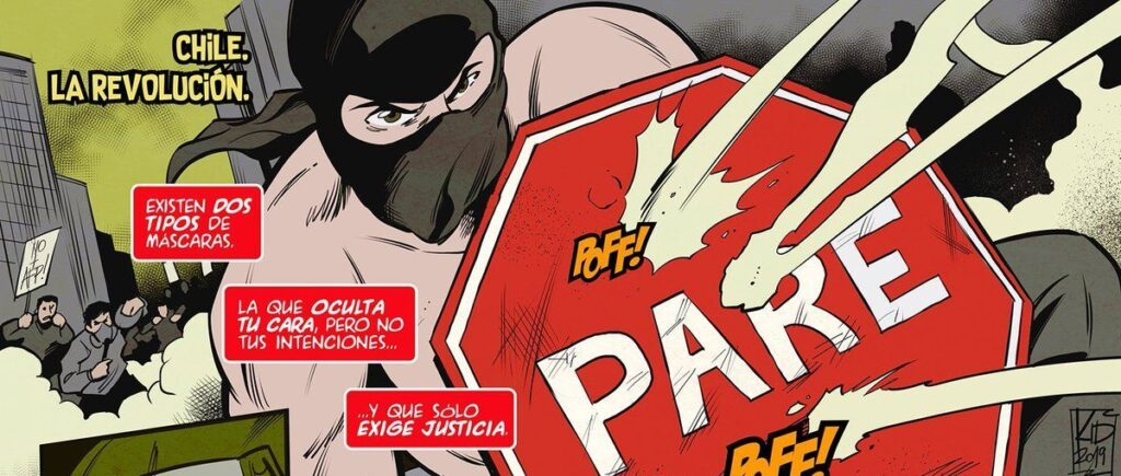 ¡Cómic PareMan gratis!