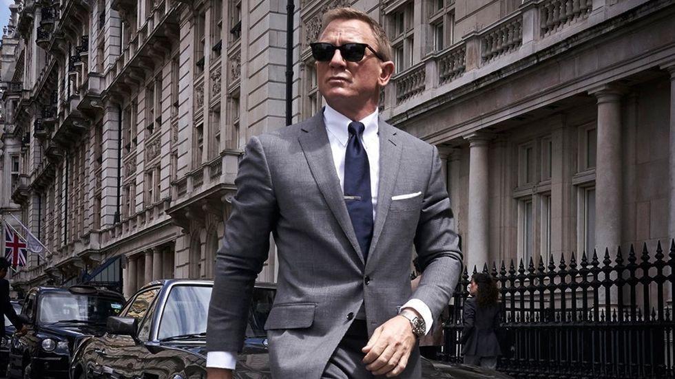 El último disparo de James Bond