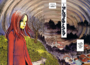 La grotesca transición de Junji Ito
