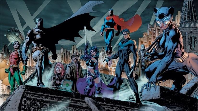 Reseña: Batman Silencio, cuando el arte es el protagonista