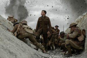 Reseña: 1917 – La guerra en servicio del cine