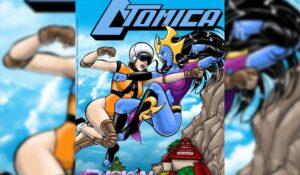 """Reseña – """"Atómica – Fusión"""" – Mitomano Comics."""