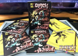 ¡Concurso! Participa y gana el cómic chileno Dirck