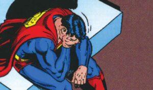 SUPERMAN: ¿Que le paso al hombre del mañana?