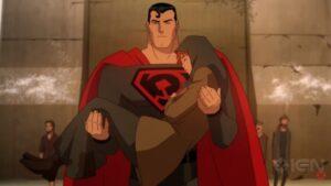 Red Son: El Superman zurdo llegó a la gran pantalla