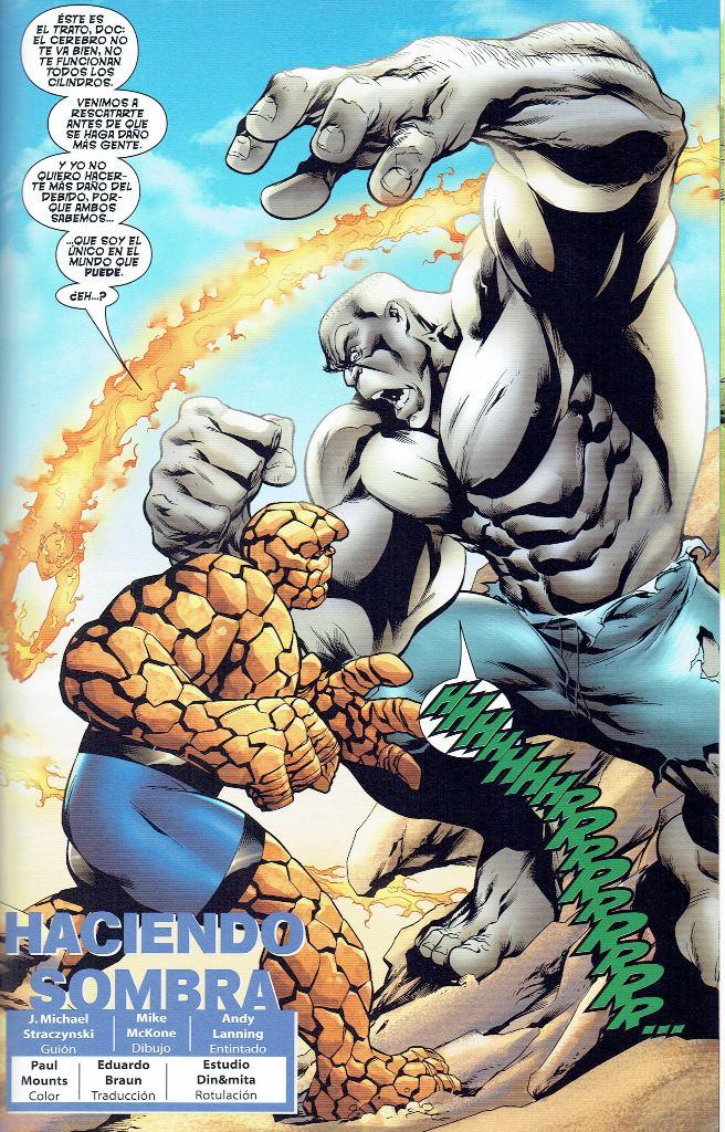 Hulk vs La Mole