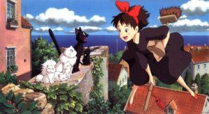 """""""Kiki: Entregas a Domicilio"""", la inocencia y la belleza de Studio Ghibli"""