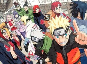 Naruto: El anime que supo desmarcarse y ser uno de los mejores de la historia