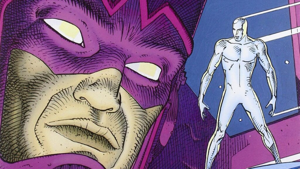 Reseña: The Silver Surfer Parábola – Stan Lee/Moebius