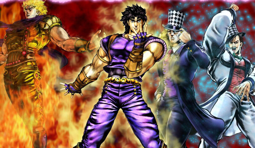 Reseña – JoJo's Bizarre Adventure Parte 1: Phantom Blood