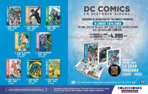 DC Comics la historia visual – Las últimas noticias