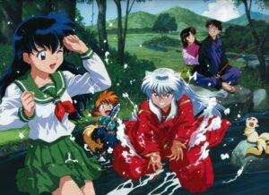 Inuyasha, un anime con historias a través del tiempo