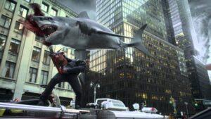 Sharknado: Cuando el cine malo es bueno