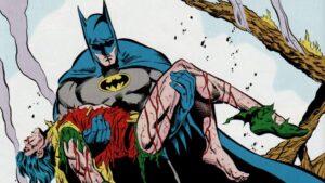 Reseña: Batman. Una Muerte en la Familia