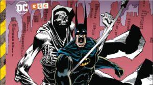 Apología de la batifamilia – Batman: Contagio.