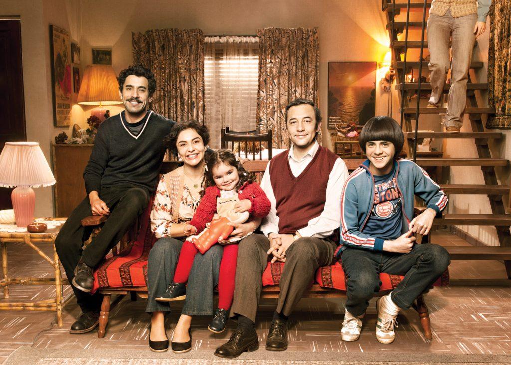 Los 80: Radiografía de una familia chilena