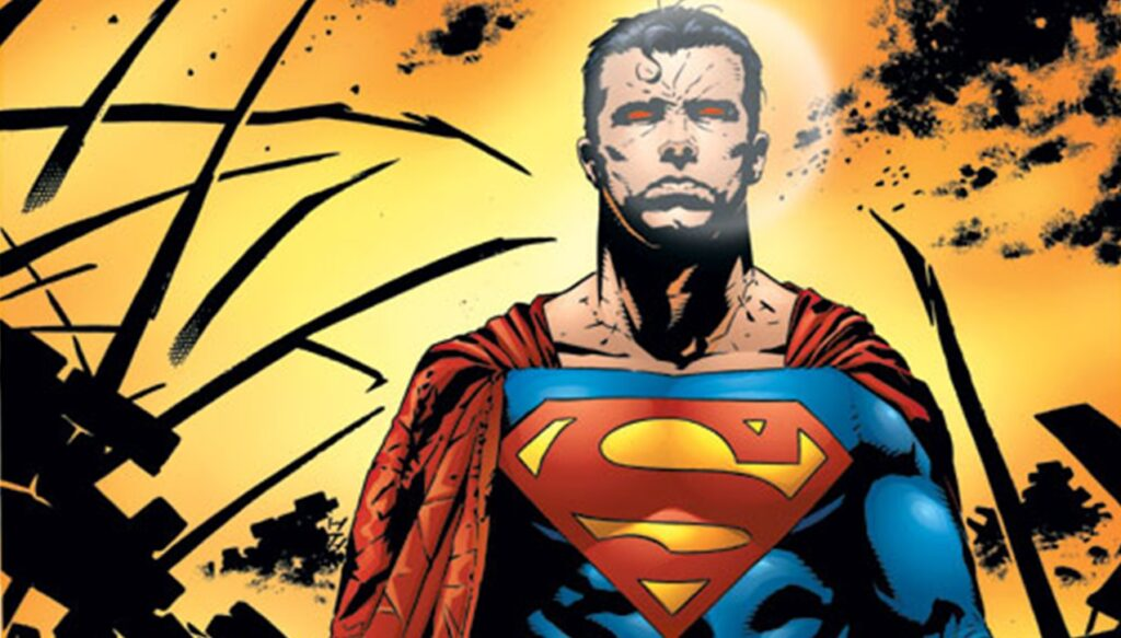 Action Comics 775 – ¿Por qué debemos creer en un superhombre?