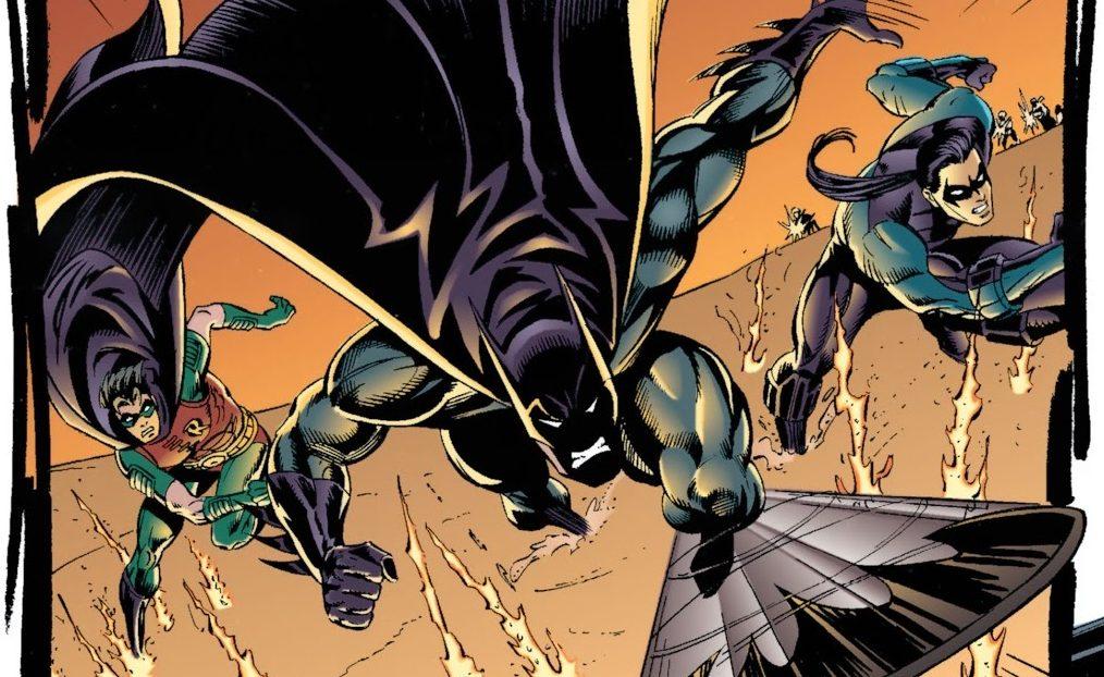 Apología de la Batifamilia parte 2 – Batman: Legado
