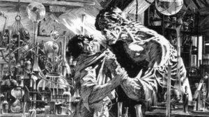 Frankenstein: suturando arte y ciencia