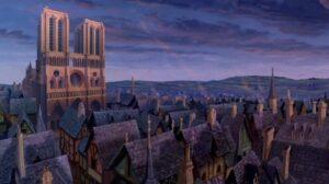 La catedral de Notre Dame como un personaje