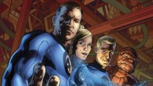 Los 4 Fantásticos de Mark Millar y Bryan Hitch Parte 1