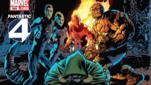 Fantastic Four de Mark Millar y Bryan Hitch parte 2