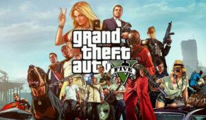 Grand Theft Auto V está gratis en la Epic Game Store
