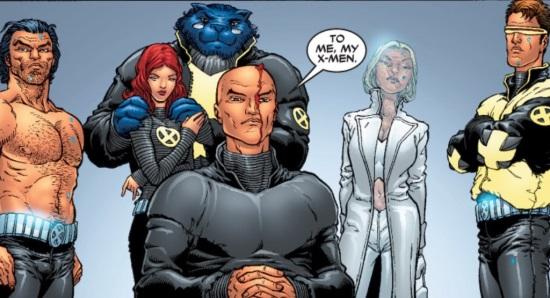 Panini anunció reedición de New X-Men de Grant Morrison
