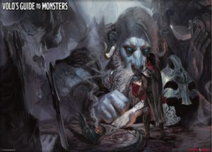 Reseña – Volo's Guide to Monsters