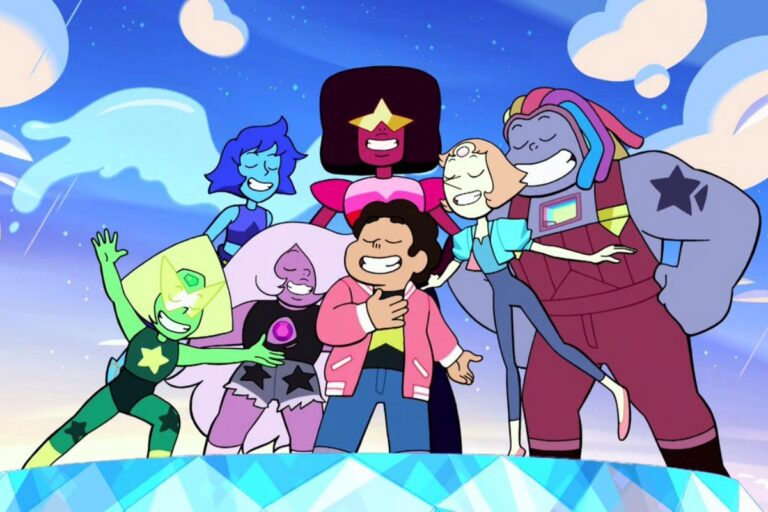 Steven Universe, la serie redonda de Cartoon Network